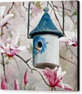 Heavenly Home Canvas Print