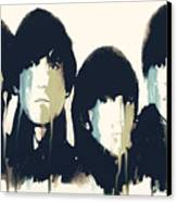 Hello Goodbye Canvas Print by Paul Lovering