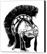 Helmet Of Salvation Canvas Print