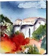 Hideaway Canvas Print by Anne Duke