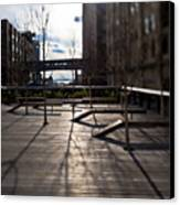High Line Park Canvas Print