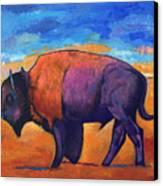 High Plains Drifter Canvas Print by Johnathan Harris