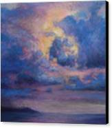 His Glory Canvas Print by Susan Jenkins