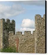 Historic Castle Canvas Print