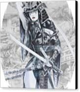 Hisuiko  Canvas Print
