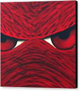 Hog Eyes 2 Canvas Print