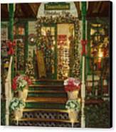 Holiday Treasured Canvas Print
