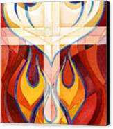 Holy Spirit Canvas Print by Mark Jennings