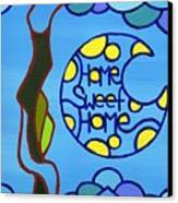Home Sweet Home Canvas Print by Dan Keough