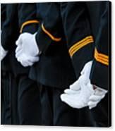 Honor Guard Canvas Print