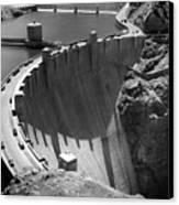 Hoover Dam, 1948 Canvas Print