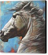 Horse Power Canvas Print by Harvie Brown