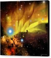 Horsehead Nebula Canvas Print by Corey Ford