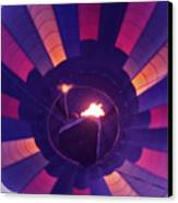 Hot Air Balloon - 7 Canvas Print by Randy Muir