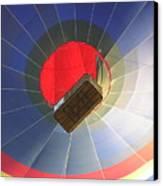 Hot Air Balloon Canvas Print by Richard Mitchell