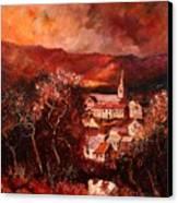 Hour Village 67 Canvas Print