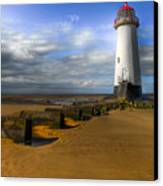 House Of Light Canvas Print by Adrian Evans