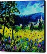 Houyet 68 Canvas Print