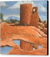 Hovenweep Reflection Canvas Print