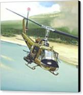 Hunter Hueys Canvas Print by Marc Stewart