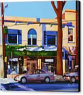 Huntington Village Canvas Print
