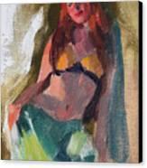 I Dream Of Genie Canvas Print