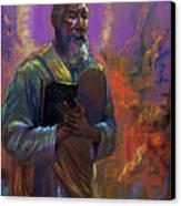 I Love Thy Law Canvas Print by Tommy  Winn