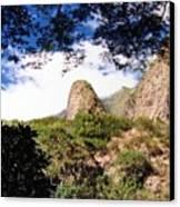 Iao Valley Canvas Print