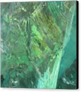 Ice Stone No.2 Canvas Print