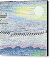 Idividuality Canvas Print