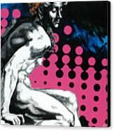 Ignudo Canvas Print