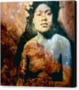 Ike Papalua Canvas Print