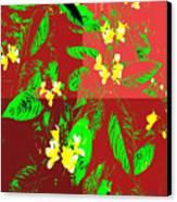 Ikebana Canvas Print by Eikoni Images