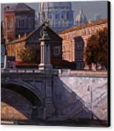 Il Cupolone Canvas Print by Guido Borelli