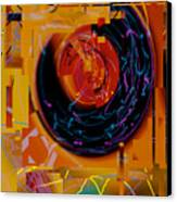 Impact Of Introspection 2015 Canvas Print