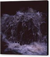 In A Bahian Waterfall Canvas Print