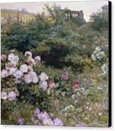 In Full Bloom  Canvas Print by Henry Arthur Bonnefoy