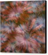 In The Garden Canvas Print by Eileen Shahbazian