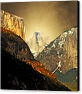 In The Presence Of God Canvas Print