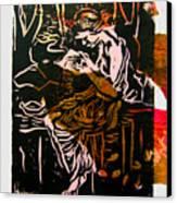 Incense Box 3 Canvas Print by Adam Kissel