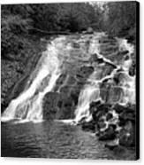 Indian Falls At Deep Creek Canvas Print