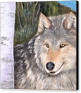 Indomitable Spirit II Canvas Print