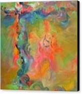 Infinite Light Canvas Print by Deb Magelssen