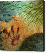 Inflammation Canvas Print