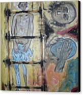 Inhumanity Canvas Print