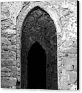Inner Sanctum Fuerty Church Roscommon Ireland Canvas Print