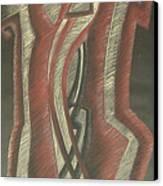 Inner Turmoil  Original Canvas Print