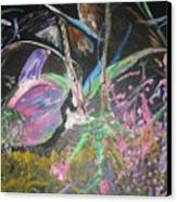 Innocense Canvas Print