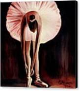 Interlude Canvas Print by Elizabeth Robinette Tyndall