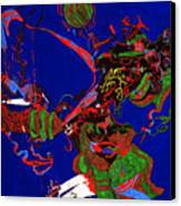 Intoxication Canvas Print